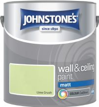 Johnstones Lime Crush Coloured Emulsion